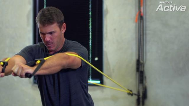 Brooks Koepka's workout routine