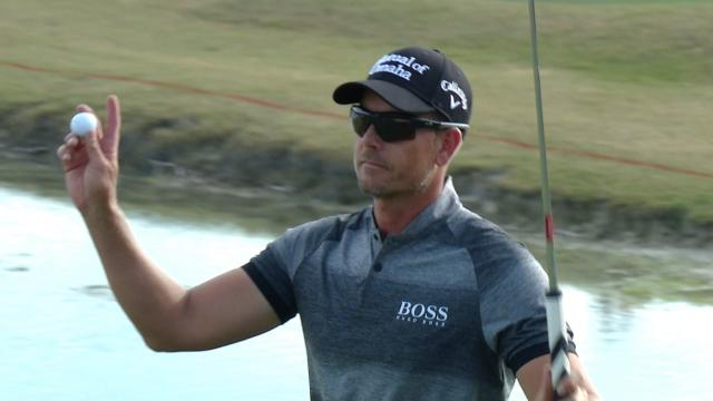 Henrik Stenson's Round 4 highlights from Hero