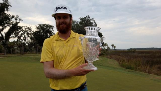Evan Harmeling interview after winning of the Savannah Championship
