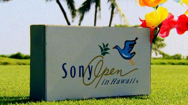 Low scores are on the horizon at the Sony Open in Hawaii