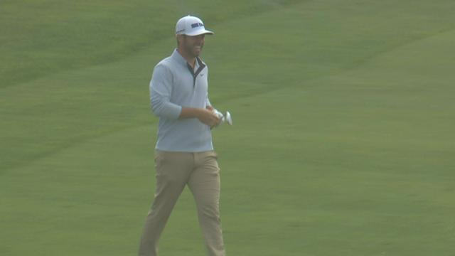 Today's Top Plays: Matthew Wolff's eagle hole-out is the Shot of the Day