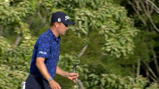 Today's Top Plays: Justin Thomas rattles the flag stick for Shot of the Day