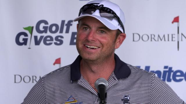 Dan McCarthy comments after Round 4 of the Korn Ferry Tour Championship