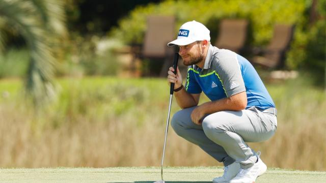 Today's Top Plays: Tyrrell Hatton's closing birdie putt is the Shot of the Day