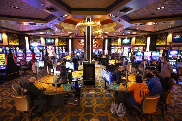 Las Vegas Review Journal News | San Manuel tribe sets sights on Las Vegas