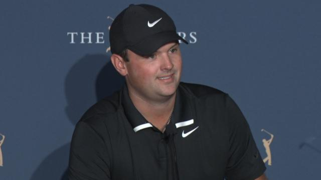 Patrick Reed faces extra pressure on 17 before THE PLAYERS