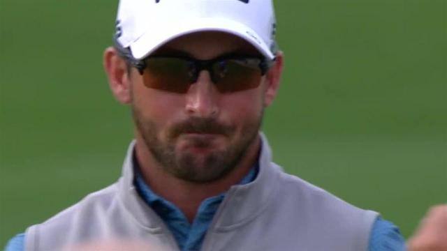 Andrew Landry birdies No. 18 to clinch win at The American Express