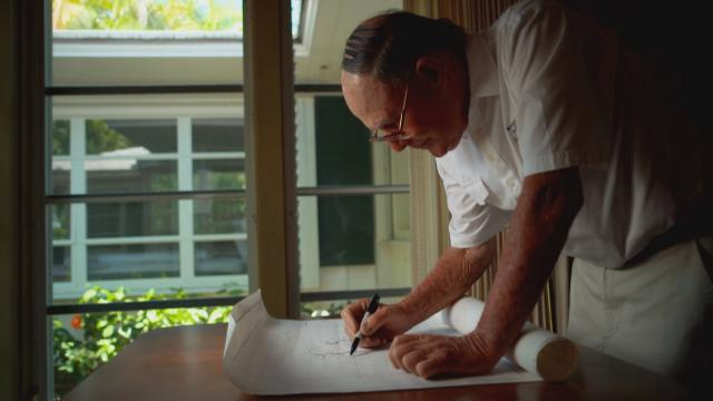 Greg Norman reflects on Pete Dye's legacy