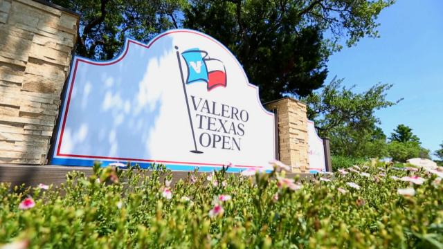 Texas natives well represented at Valero Texas Open