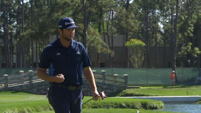 Jon Rahm Round 2 highlights at Valspar