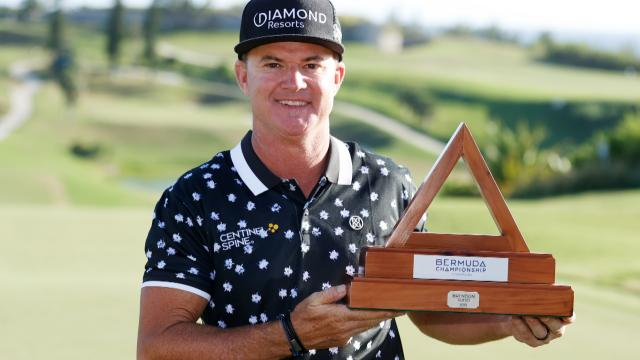 Brian Gay wins at Bermuda