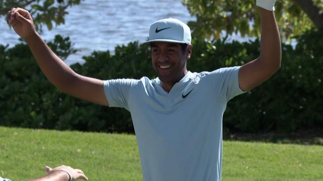PGA TOUR | Top 10 all-time shots at the Sony Open in Hawaii