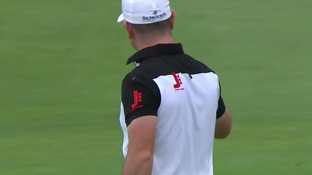 Rory Sabbatini's 33-foot birdie putt at Rocket Mortgage