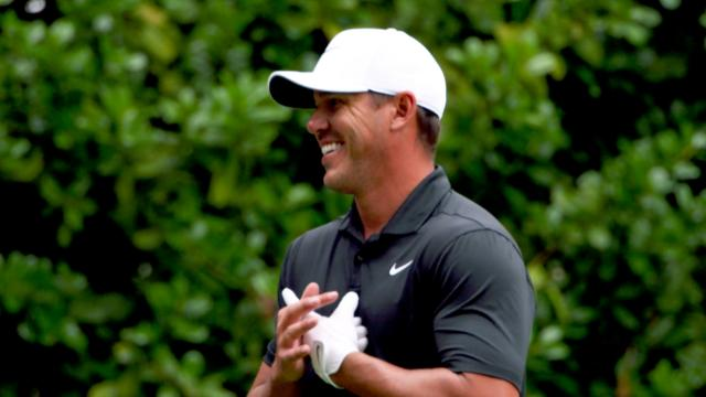 PGA TOUR | Brooks Koepka looking to add another major win at the Masters
