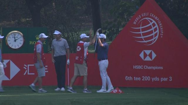 Today's Top Plays: Louis Oosthuizen's ace leads Shots of the Week
