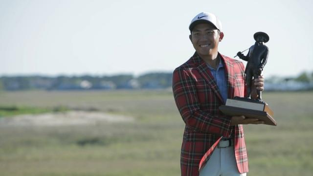 C.T. Pan earns first career victory at RBC Heritage