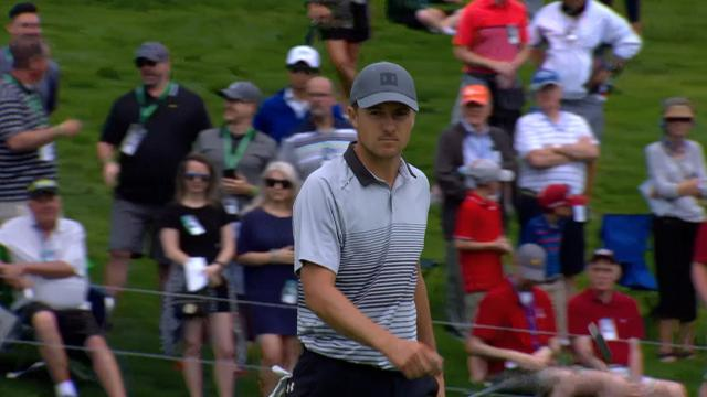 Jordan Spieth Round 1 highlights from the Memorial