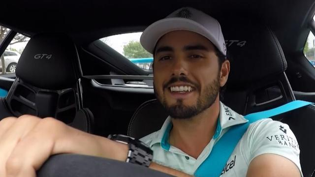 PGA TOUR | At home with Abraham Ancer