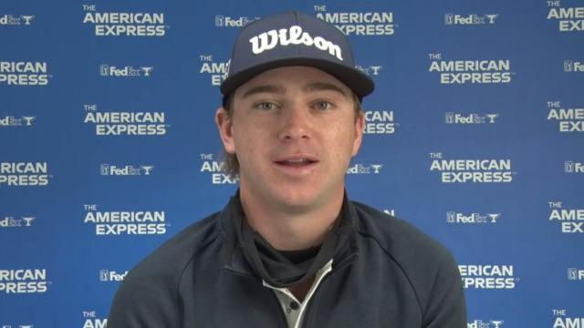John Augenstein on how Justin Thomas influenced his career prior to The American Express
