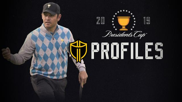 Louis Oosthuizen | Presidents Cup Profiles