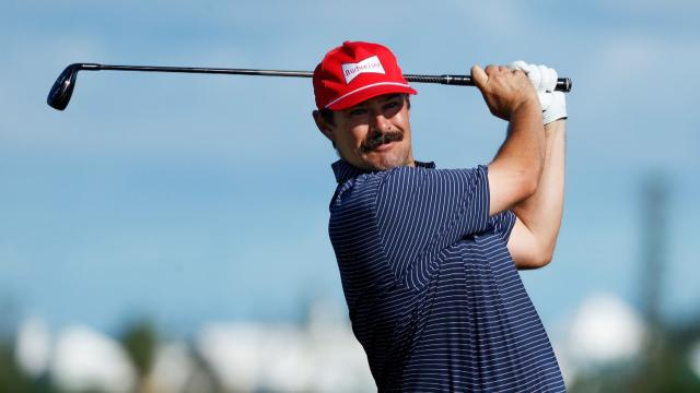 Funk makes history, Wagner as Super Mario and windy Wyndham