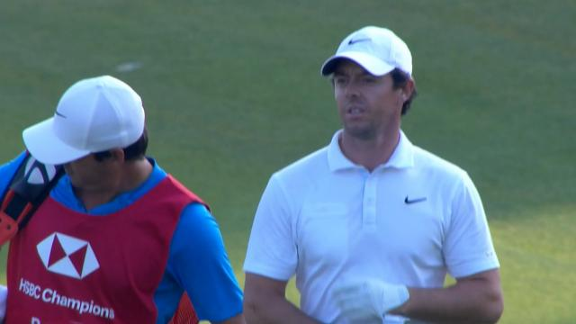 Today's Top Plays: Rory McIlroy's solid approach during playoff for the Shot of the Day