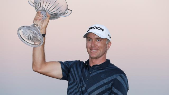 PGA TOUR | Martin Laird wins in playoff at Shriners