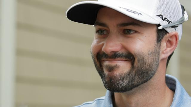 Adam Hadwin interview after Round 1 of 3M Open