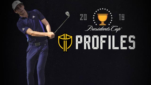 Joaquin Niemann Presidents Cup Profiles