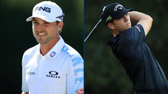 Austin Cook and Talor Gooch share the lead at Houston Open