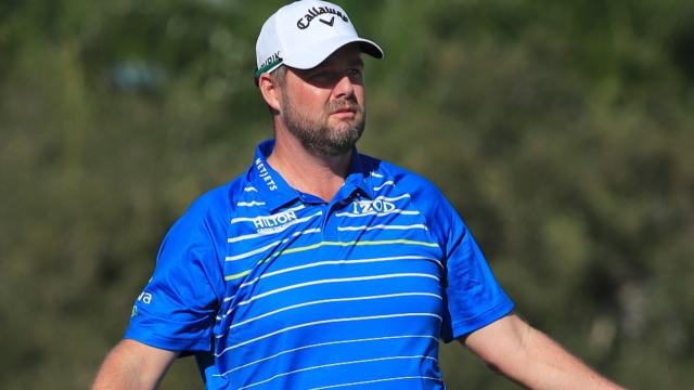Today's Top Plays: Marc Leishman's eagle chip-in leads Shots of the Week