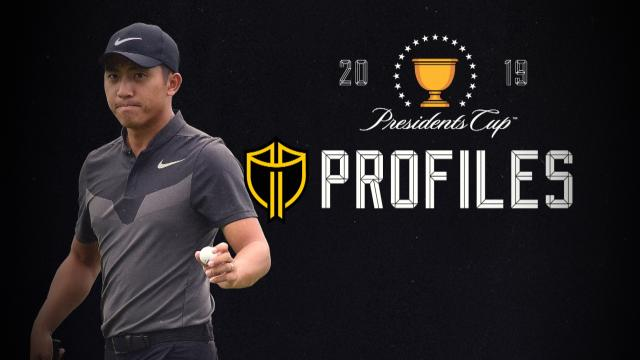C.T. Pan | Presidents Cup Profiles