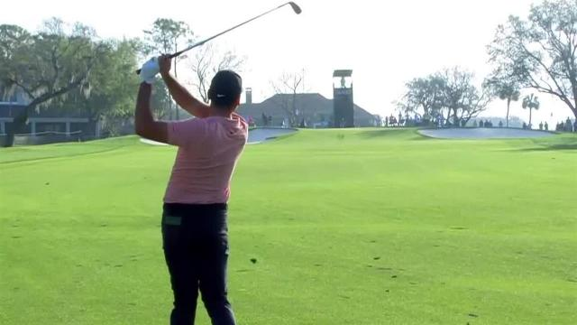 Jason Day opens with birdie at Arnold Palmer