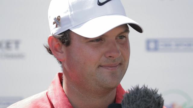 Patrick Reed interview after Round 3 of Rocket Mortgage