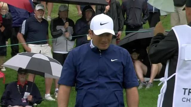 Francesco Molinari cards Round 2 opening birdie at Travelers