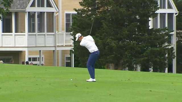 Today's Top Plays: Andrew Putnam's eagle hole out leads Shots of the Week