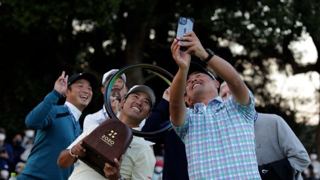 PGA TOUR   Hideki Matsuyama   Full Circle