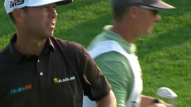 Chez Reavie's closing birdie at Travelers