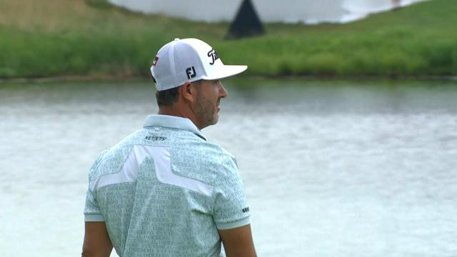 Today's Top Plays: Scott Piercy's 55-foot birdie putt for the Shot of the Day