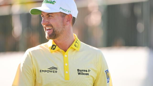 PGA TOUR | Webb Simpson wins in playoff at Waste Management