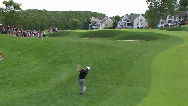 Today's Top Plays: Chez Reavie's stellar approach for Shot of the Day