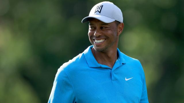 Tiger's Return to Golf, Bryson's 423 yard bomb, Finau leads