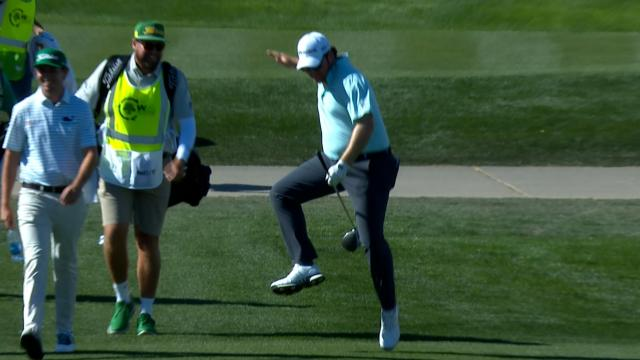 Best moments from No. 17 at Waste Management