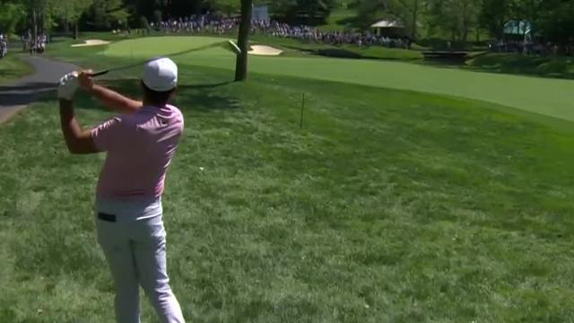Today's Top Plays: Jason Day's eagle hole-out is the Shot of the Day