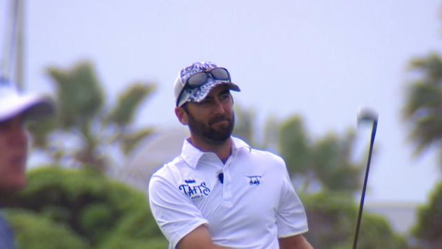 Top-3 shots from Round 1 at the Great Exuma