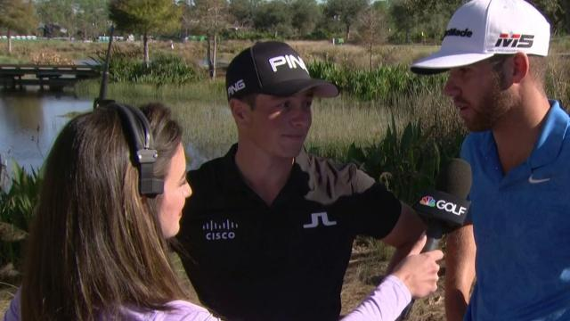 Hovland and Wolff comments after Round 3 of QBE Shootout