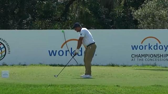 Leaders in Driving at World Golf Championships-Workday Championship