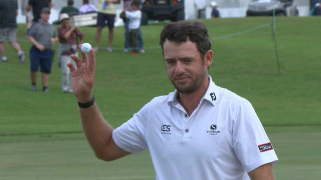 Lanto Griffin claims first PGA TOUR victory at Houston Open