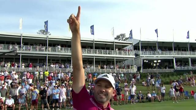 Holes-in-one on No. 17 at THE PLAYERS