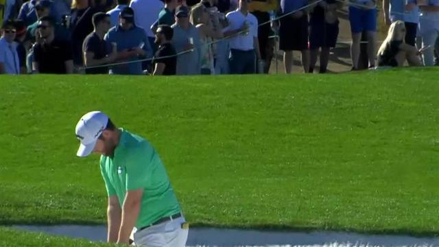 Branden Grace gets up-and-down for bunker at Waste Management